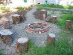 Hermit Crab Fire Pit