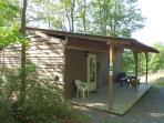 Cabin #3 back