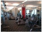 EXERCISE ROOM AT MARINA VILLAGE