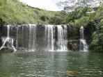 Waterfall Northshore of Kauai