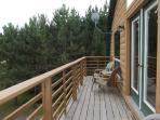 Front Deck with Lake View
