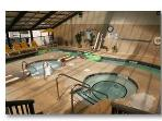 Indoor Jacuzzi, Pools & Lazy River