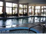 Indoor Pool & Jacuzzi
