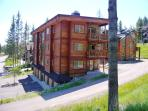 Ground-level unit facing slope views!  Heated Garage and Elevator!