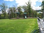 Playground at Pool
