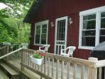 Great Deck to Barbeque and Relax On