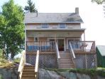 Classic Harbor Cottage
