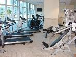 Keep your shape at the state of art fittness cente