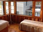 Guesthouse sleep porch 1