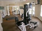 Gym Room in Club House