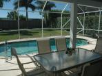 Pool & patio