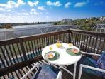 Breakfast on your own balcony
