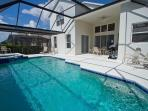 Heated Pool/SPA; Gas BBQ