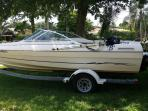 Bayliner 19 feet available , ask owner