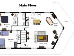 2nd floor room layouts