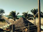 Sharkey's Famous Restaurant ocean view