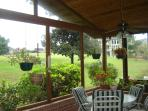 Enclosed Porch on Golf Course
