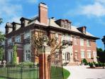 Historic Family Friendly Mansion on Lake Michigan