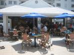 Pool Side Tiki Bar