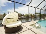 Villa Florida Pearl build in April 2014