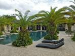 Exclusive pool at Las Verandas for use of property guests.