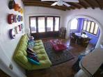 Casita #3 living area