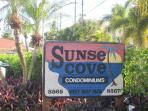 Make new friends at Sunset Cove.