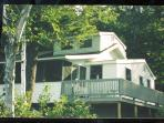 Waterfront Lake Winnipesaukee Cottage