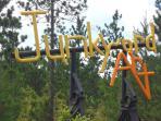 Lakenenland. +80 iron sculptures to explore, walk through or drive, free!