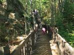 Hike SugarLoaf Mountain & enjoy breath-taking views of Lake Superior & Marquette