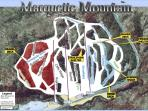 Ski Marquette Mountain! About 30 minutes from the Beach House.