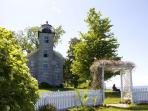 Much to do in the area! Sodus lighthouse is charming and offers great views.