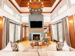 Modern Cozy Wooded Retreat
