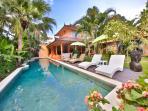 Luxury 5 bedrooms Villa Private Pool in Seminyak
