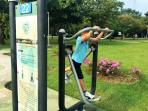 Phuket Rama 9 Park - enjoy the walk and exercise, morning or afternoon : 15 mins drive from yr place