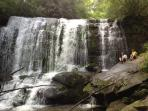 Hike to North Shoalcreek nearby