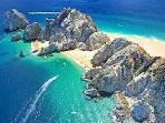 Land's End rocks with Lover's Beach