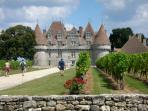 Chateau de Montbazillac: amazing place unique wine!