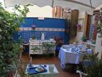 Terraza/jardin