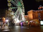 Winter in Perpignan centre (5mins walk)