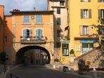 The Mairie (City Council) of Fayence