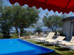 relax by our pool and enjoy the view from Casa Mazzola Sorrento