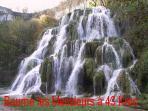 cascade des Tuffs à 43 kms
