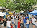 Caloundra Street Fair on every Sunday 8-1pm