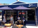 Award winning barista at Lamkin Lane Coffee