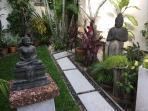 Tranquil garden - view 2