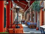 Preveza old town
