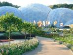 EDEN PROJECT  ....  a great place to visit.  This can be different each time you visit