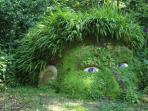 EDEN PROJECT --  this can be a different place each time you visit