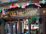 Olde Sweet Shoppe, Margate Old Town - credit Thanet Tourism